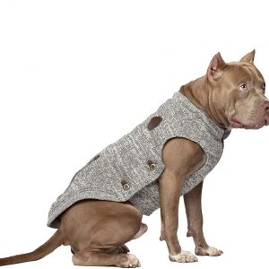 Canada Pooch Northern Knit 2.0 Winter Dog Sweater Vest