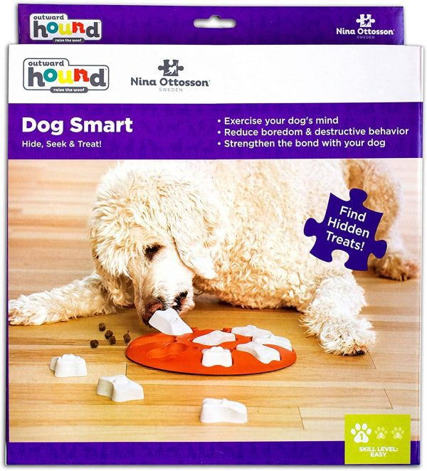 dog smart Interactive Puzzle Game Dog Toy