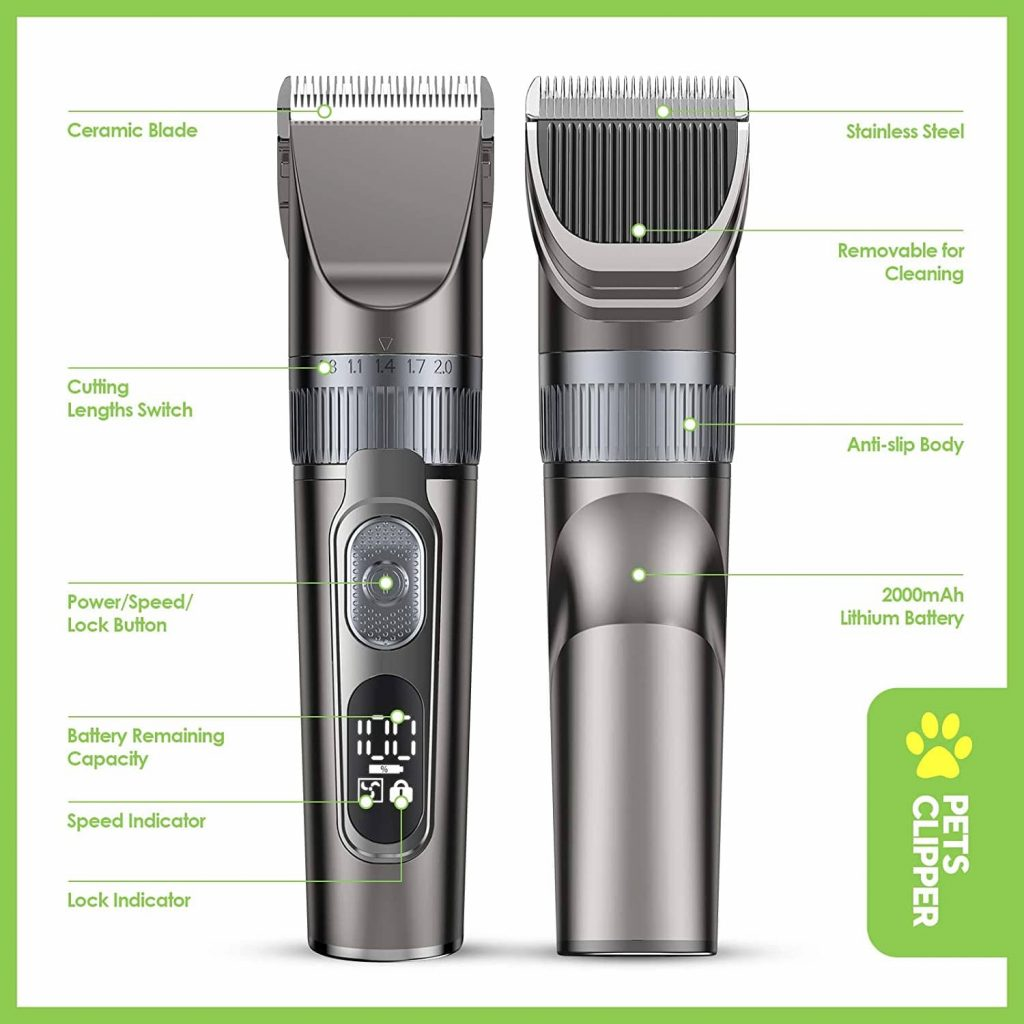 Domipet dog clippers